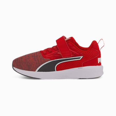 Rupture NRGY Kids' Shoes, High Risk Red-Black-White, small-IND