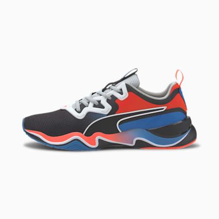 Zone XT Multi Men's Training Shoes, Puma Black-Lava Blast, small