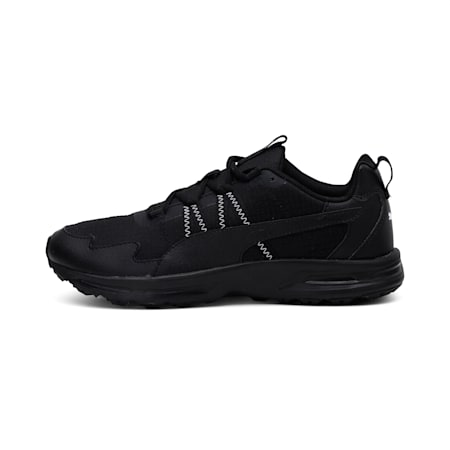 Escalate Running Shoes, Puma Black-Puma White, small-IND