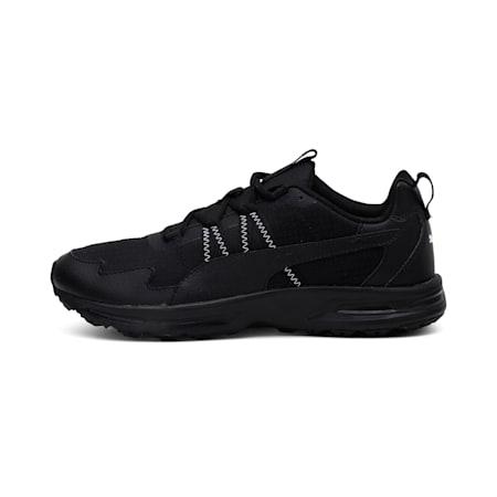 Escalate Unisex Running Shoes, Puma Black-Puma White, small-IND