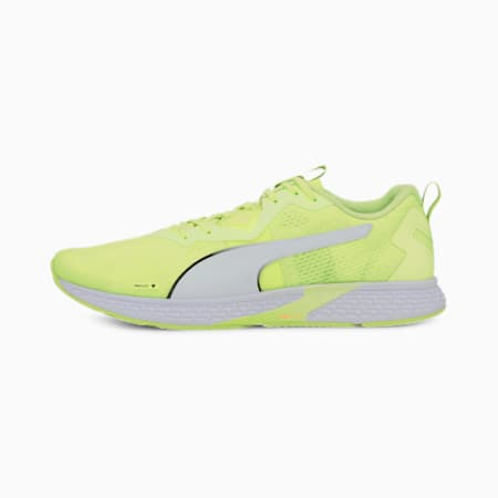 SPEED 500 2 Herren Laufschuhe, Fizzy Yellow-Puma White, small
