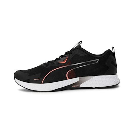 SPEED 500 2 ProFoam Men's Running Shoes, Puma Black-Nrgy Peach, small-IND