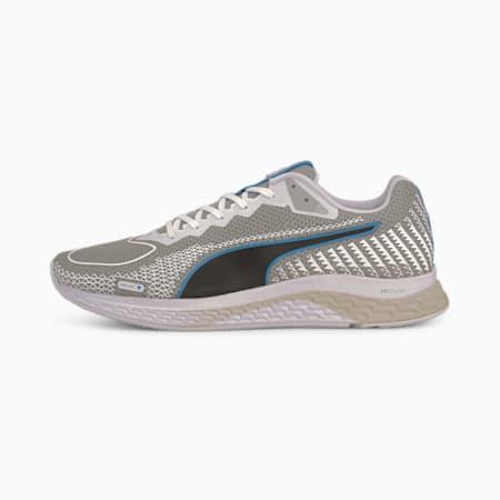 Zapatos para correrSPEED SUTAMINA2para hombre, Puma White-Nrgy Blue, pequeño