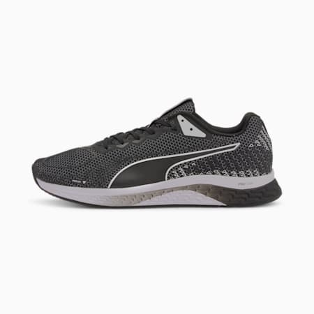 Męskie buty do biegania SPEED Sutamina 2, Puma Black-Puma White, small