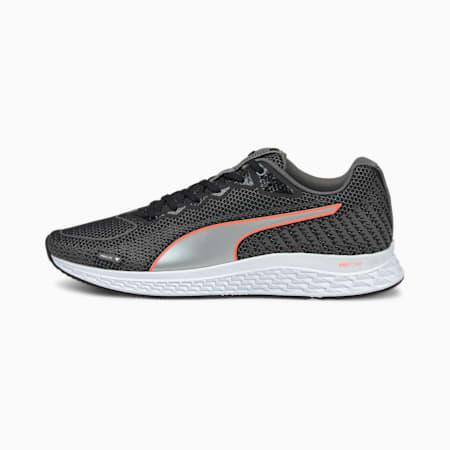 SPEED Sutamina 2 Men's Running Shoes, Puma Black-Lava Blast, small