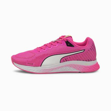 SPEED Sutamina 2 Women's Running Shoes, Luminous Pink-White-Black, small-IND