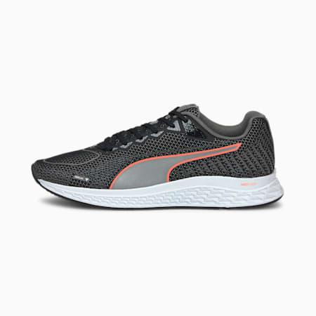 SPEED Sutamina 2 Women's Running Shoes, Puma Black-Lava Blast, small-GBR