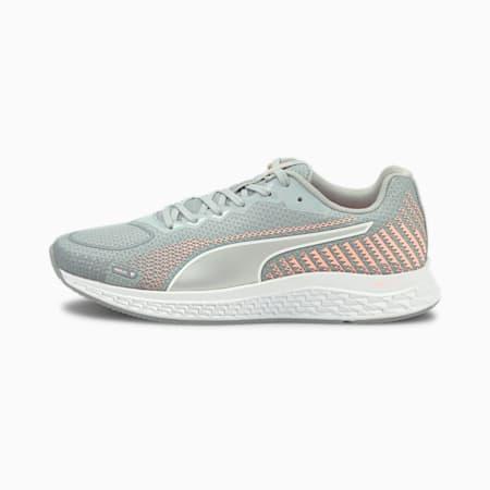 SPEED Sutamina 2 Women's Running Shoes, Quarry-Elektro Peach, small-GBR