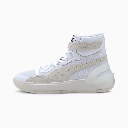 Sky Dreamer Basketball Shoes, Puma White, small