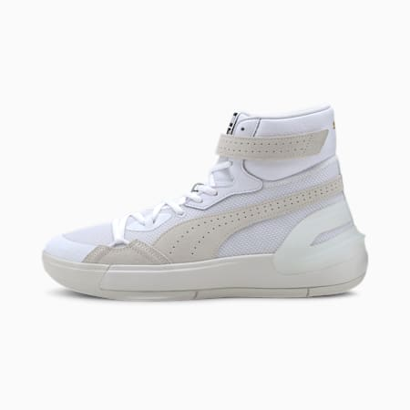 Sky Dreamer Basketball Shoes, Puma White, small