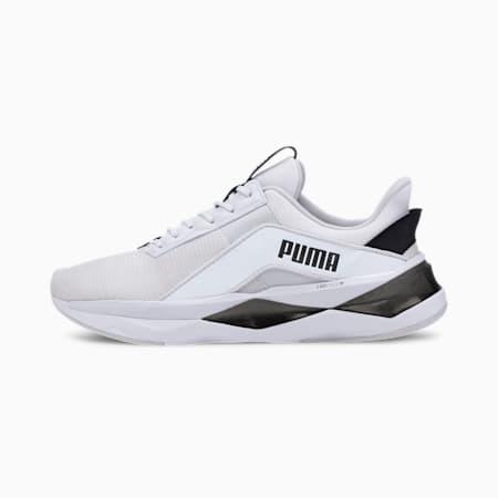 LQDCELL Shatter XT Geo trainingsschoenen voor dames, Puma White-Puma Black, small