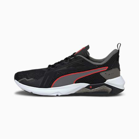 Chaussures de sport LQDCELL Method homme, Black-CASTLEROCK-Poppy Red, small
