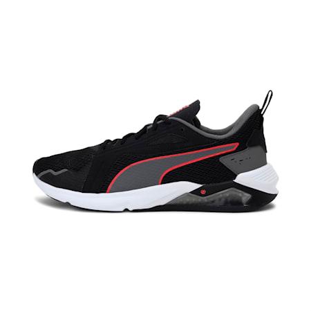 LQDCELL Method Men's Training Shoes, Black-CASTLEROCK-Poppy Red, small-IND