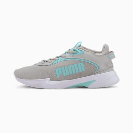 Jaro Fresh Women's Running Shoes, Gray Violet-ARUBA BLUE, small-IND