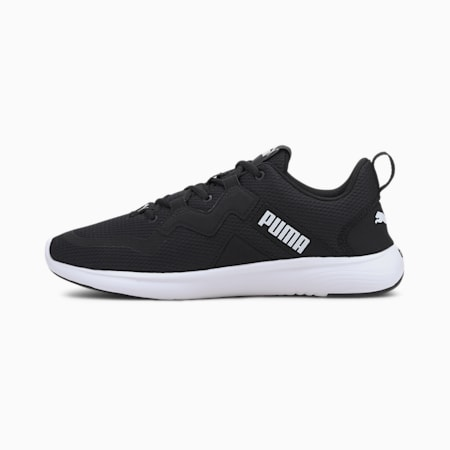 SOFTRIDE Vital Men's Running Shoes, Puma Black-Puma White, small-IND