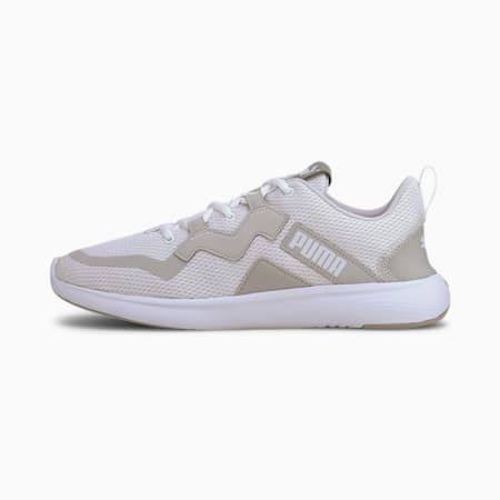 Softride Vital Men's Running Shoes, Puma White-Gray Violet, small-IND