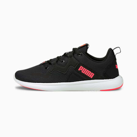SOFTRIDE Vital Women's Running Shoes, Puma Black-Ignite Pink, small-IND