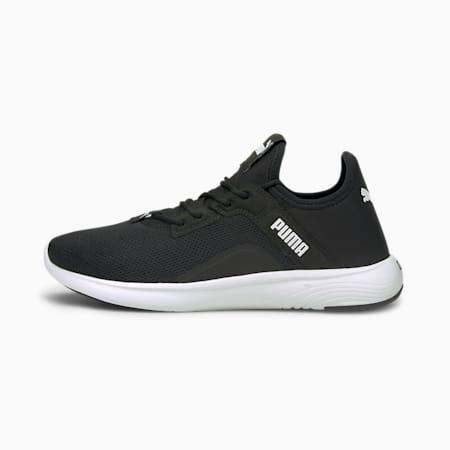 Softride Vital Femme Women's Running Shoes, Puma Black-Puma White, small-IND