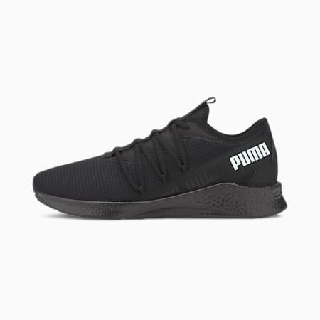 NRGY Star New Core Running Shoes, Puma Black-Puma Black, small