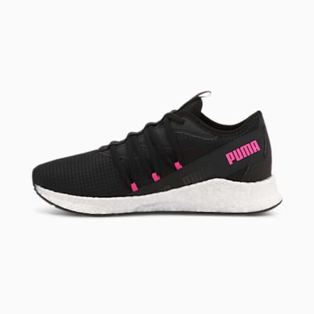 NRGY Star New Core Laufschuhe, Puma Black-Luminous Pink, small