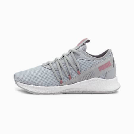 NRGY Star New Core Running Shoes, Gray Violet-Foxglove, small