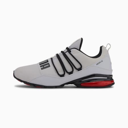 CELL Regulate Mesh Men's Training Shoes, White-Black-High Risk Red, small