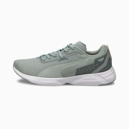 Space Runner SoftFoam+ Running Shoes, Quarry-Puma White, small-IND
