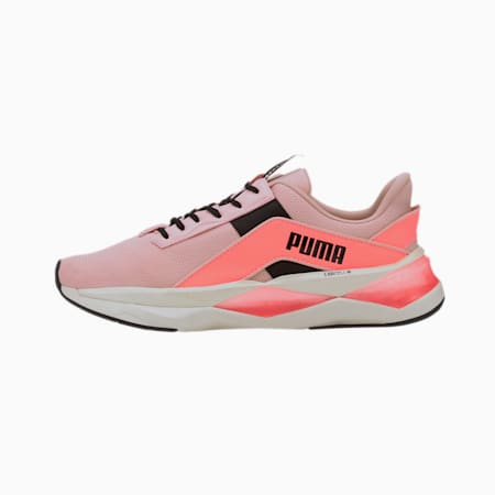 LQDCELL ShatterGeo Pearl Women's Training Shoes, Peachskin-Nrgy Peach-Black, small
