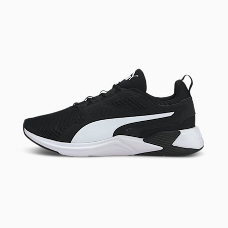 Disperse XT Men's Training Shoes, Puma Black-Puma White, small-IND