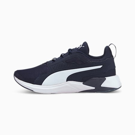 Disperse XT Men's Training Shoes, Peacoat-Puma White, small-IND
