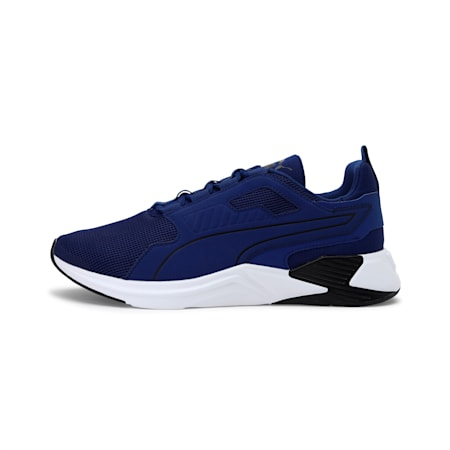 Disperse XT Men's Training Shoes, Elektro Blue-Puma Black, small-IND