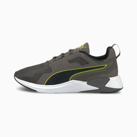 Disperse XT Men's Training Shoes, CASTLEROCK-Yellow Alert, small-IND
