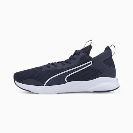 SOFTRIDE Rift Men's Running Shoes, Peacoat-Puma White, small