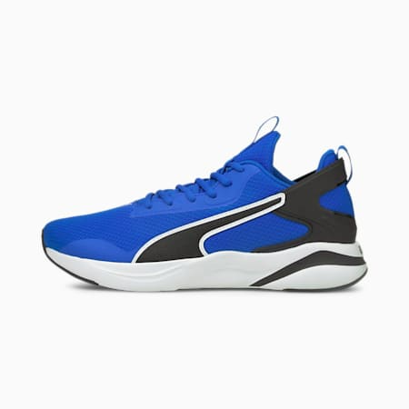 Softride Rift Men's Running Shoes, Future Blue-Puma Black, small-IND