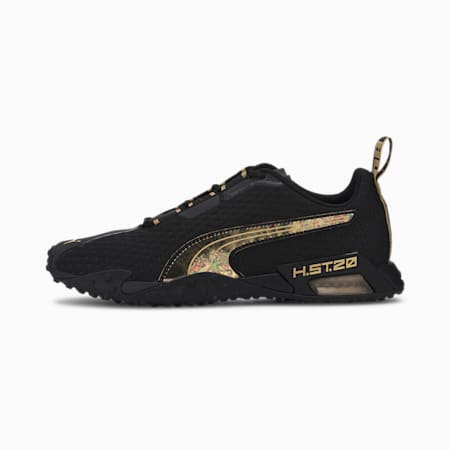 H.ST.20 Mineral LDQCELL Women's Training Shoes, Puma Black-Gold, small-IND