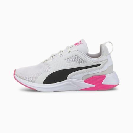 Disperse XT Women's Training Shoes, Puma White-Luminous Pink, small-SEA