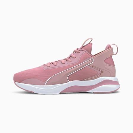 SOFTRIDE Rift Tech Women's Running Shoes, Foxglove-Puma Team Gold, small-IND