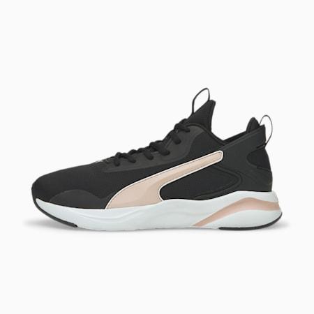 Zapatos para correrSOFTRIDE Rift Techpara mujer, Puma Black-Lotus, pequeño