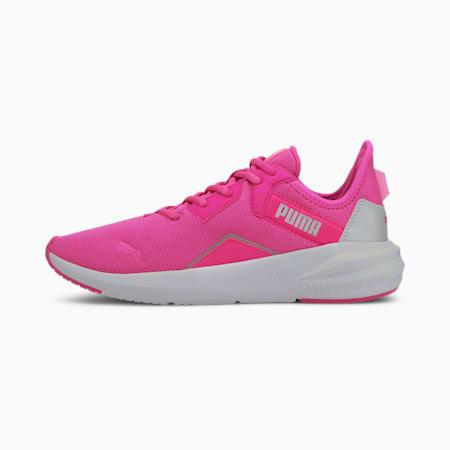Platinum Women's Training Shoes, Luminous Pink-Puma White, small