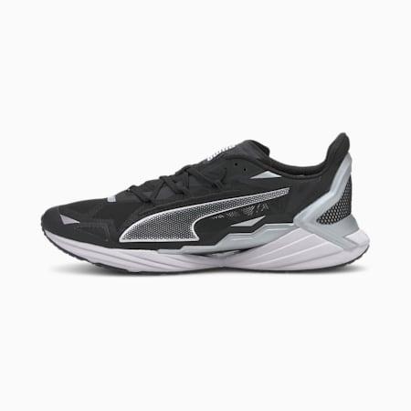 Męskie buty do biegania UltraRide, Puma Black-Puma Silver, small