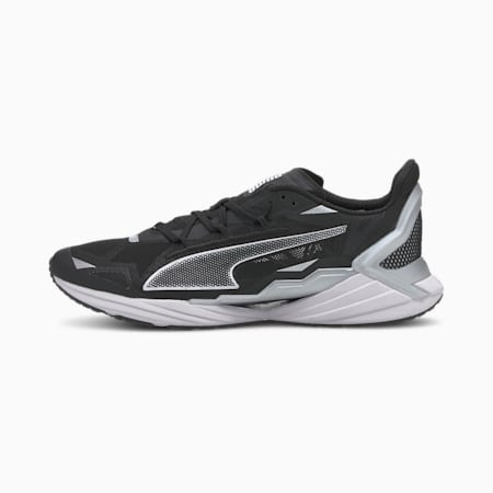 UltraRide Men's Running Shoes, Puma Black-Puma Silver, small