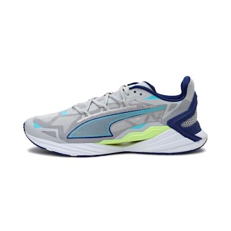 UltraRide ProFoam Men's Running Shoes, Gray Violet-Elektro Blue, small-IND