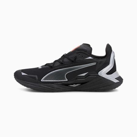 UltraRide Runner ID Men's Running Shoes, Puma Black-Metallic Silver, small