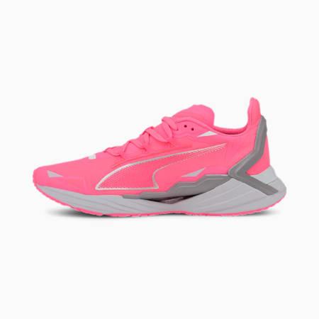 Chaussures de course UltraRide Runner ID femme, Luminous Peach-Metal Silver, small