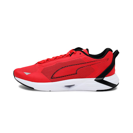 Minima ProFoam Men's Running Shoes, High Risk Red-Puma Black, small-IND