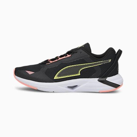 Minima Women's ProFoam Running Shoes, Puma Black-Elektro Peach, small-IND