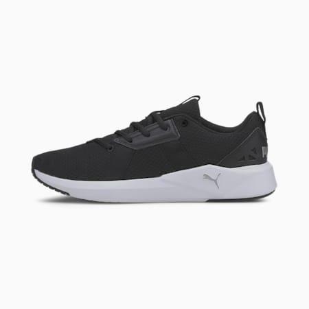 Chroma Women's Training Shoes, Puma Black-Metallic Silver, small-IND