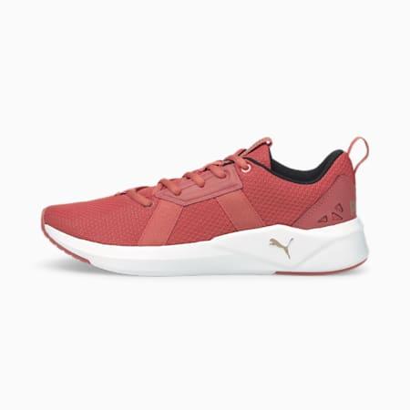 Chroma Women's Training Shoes, Mauvewood-Puma White-Rose Gold, small-IND