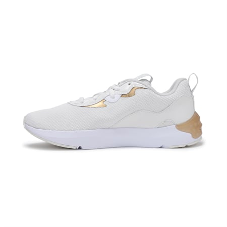 CELL Initiate Women's Training Shoes, Vaporous Gray-Gold, small-IND