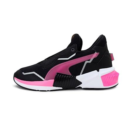 Provoke XT Women's Training Shoes, Puma Black-Luminous Pink, small-IND